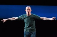 Tom Vaughan-Lawlor in Howie The Rookie (photo Patrick Redmond)